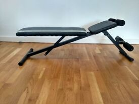 Exercise Bench - Addidas - Adjustable for incline