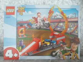 Brand new never opened lego toy story 4