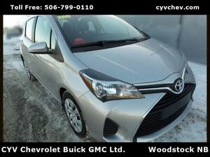 2015 Toyota Yaris LE Automatic Hatchback - $7/Day