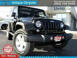 2016 Jeep Wrangler Sport | BRAND NEW | WHY BUY USED | BIG SAVING