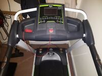 Everlast treadmill 2yrs old good working condition/ pick up only