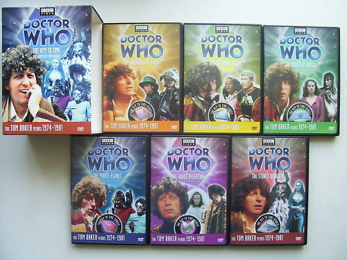 Doctor Who The Key to Time  (DVD Set Region 1)