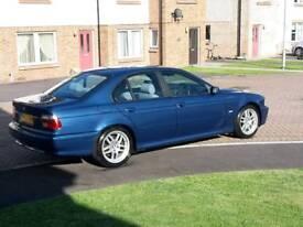 BMW e39 520i straight 6 170bhp (Swaps)