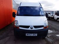 07 Renault Master MWB GTI Dci120 Fully serviced, Great for Camper, Day Van