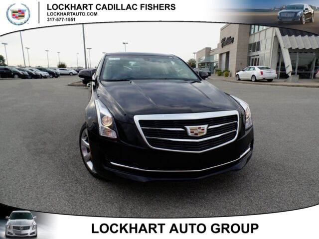 Luxury New 2.0L NAV Cadillac CUE & Navigation Cold Weather Package 7 Speakers