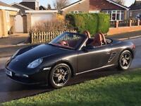 2005 Porsche Boxster Auto