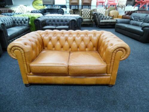Bankstellen Leer Outlet.Chesterfield Outlet 2 Zits Chesterfield Bank Camel