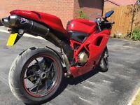 Ducati 1098 - Very Low Miles
