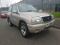 2005 Suzuki Grand Vitara 16v , moted till december