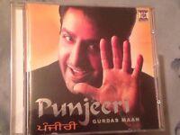 GURDAS MAAN CD COLLECTION SET - Punjabi Folk/ Bhangra Music
