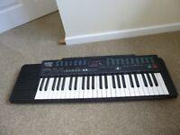 Casio Electric Keyboard CT395 56 rhythms, 110 tones