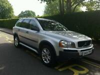 Volvo xc 90 2.4 diesel Automatic 7 seater new mot