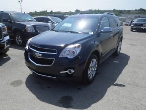 2015 Chevrolet Equinox LTZ | Leather | NAV | Remote Start | Sunr