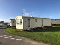 Caravan 3 bedrooms parkdean resorts camber £69 a night 🎄🎁