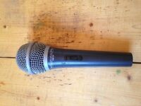 Wharfdale Vocal Mic (similar to sm58)