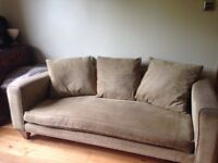 Large John Sankey Sofa For A Bargain Price