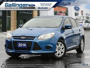 2014 Ford Focus SE w/HEATED SEATS AND REVERSE SENSING