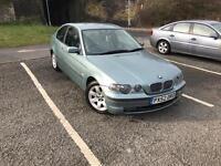 BMW 3 SERIES COMPACT 2.0 DIESEL NEW MOT