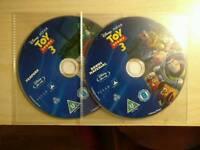 Sleeveless Toy Story 3 Blu-ray