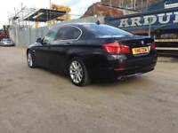 2010│BMW 5 Series 3.0 525d SE 4dr│3 Former Keepers│1 Year MOT│Hpi Clear│Leather│Heated Seats