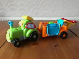 Toot Toot tractor