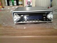 JVC CD Receiver Model No.KD-S6060 (for car use)