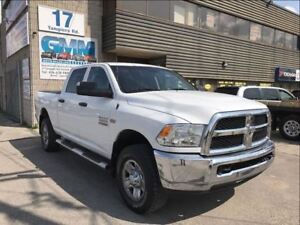 2014 Ram 3500 ST Quad Cab Short Box 4X4 Gas
