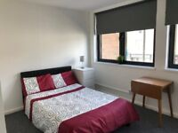 Luxury City Centre Rooms in the heart of Wolverhampton. Professionals only. Book your viewing today!
