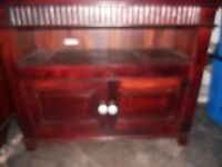 mango wood tv unit entertainment unit small sideboard