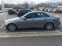 C220 CDI Sport auto.SH,Cc hFS,EW,Radio,CD MP3 Aux-Bluetooth,full service &gear box oil,MOT.£7500Ono