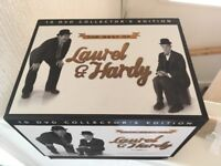 Laurel & Hardy 10 DVD Collectors Edition