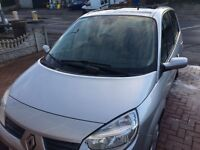 Renault Scenic- 2006 plate, good condition with new brakes/DIESEL/MANUAL