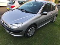 Peugeot 206 1.4 Automatic