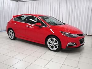 2018 Chevrolet Cruze WOW! WHAT MORE DO YOU NEED!? RS PREMIER 5DR