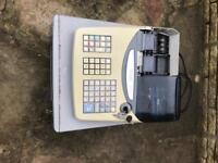 Cash register , 2 TVs and laser jet printer net r