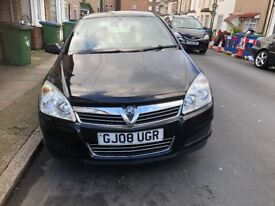 2008 VAUXHALL ASTRA 1.6 5DOORS HATCHBACK MANUAL FULL AIR-CON