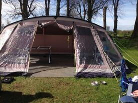Outwell Tennesse 6 family tent