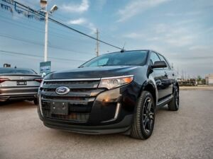 2014 Ford Edge LUXURY AND SMOOTH RIDE!!