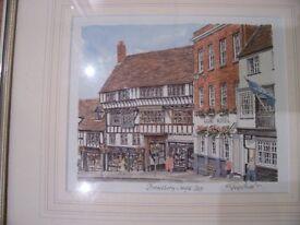 Shrewsbury - Wyle Cop