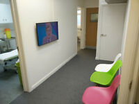 Modern Treatment/Therapy and Consulting Room Ealing