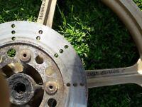 Kawasaki AR50 Alloy wheel