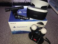 Playstation VR Bundle (PSVR)