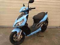 MOPED 50CC SYM JET IMMACULATE