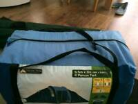 New 6 man tent
