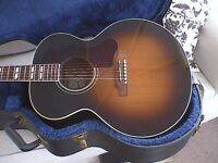 GIBSON J185 ACOUSTIC GUITAR