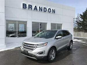 2016 Ford Edge Titanium - AWD Cold Weather Package and Blind Spo