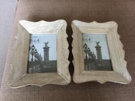 NEXT Matching Photo Frames