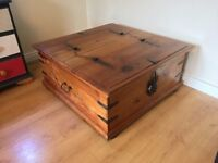 Large Storage Chest / Coffee Table
