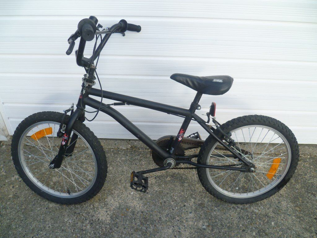 07832e3c7b9 Black kids BMX bike - Old school (80's Style) | in Ipswich, Suffolk ...