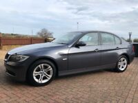 BMW 318D 57 plate in grey, top end engine rebuild recently complete, very clean inside and out!